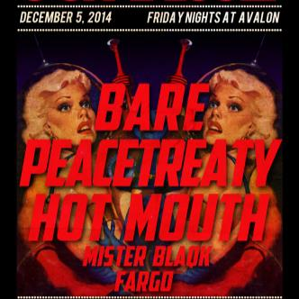 Bare, PeaceTreaty, Hot Mouth-img