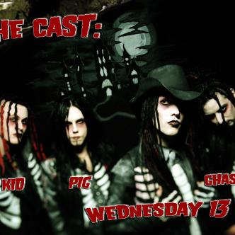 Wednesday 13 & Eyes Set to Kil-img