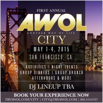 AWOL City - 3 Person Packages-img