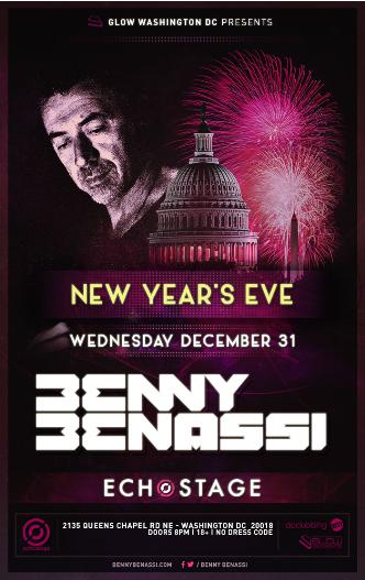 NYE with Benny Benassi