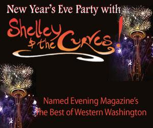 Shelley & the Curves NYE Party