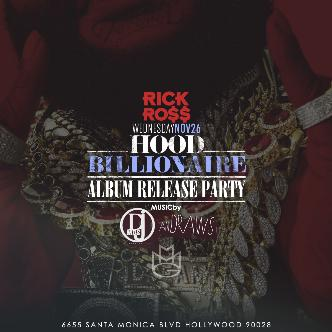 Rick Ross Album Release Party-img