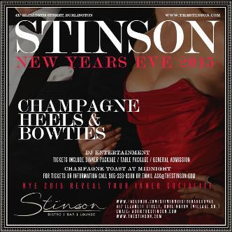 Stinson New Years Eve 2015