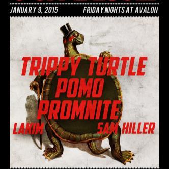 Trippy Turtle, Pomo, Promnite-img