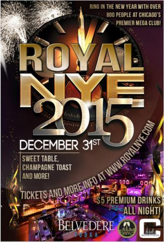 Royal NYE 2015