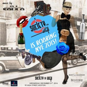 NYE @ Society On High