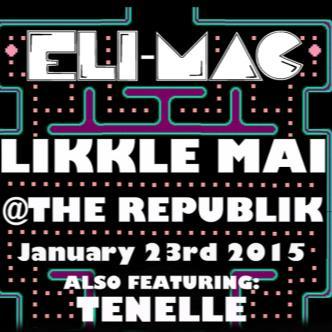 Eli-Mac's Dubstop EP Release-img