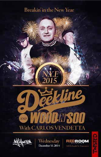 DEEKLINE + WOOD N SOO NYE 2015