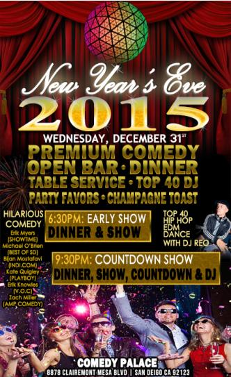 New Year's Eve -Countdown Show