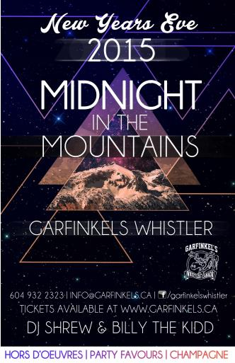 Midnight in the Mountains 2015