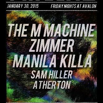 The M Machine, Zimmer-img