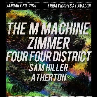 The M Machine, Zimmer-img