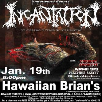 Incantation In Hawaii-img