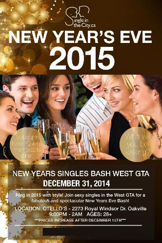 WEST GTA NYE PARTY