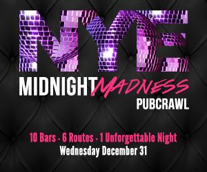Rte1 : Midnight Madness Crawl