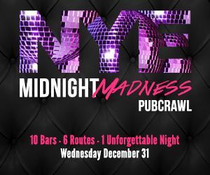Rte1 : Midnight Madness Crawl