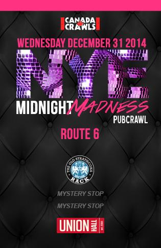 Rte6 : Midnight Madness Crawl