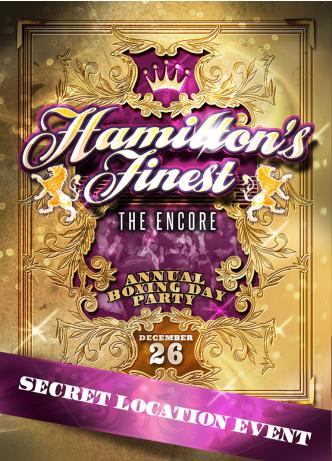 Hamilton's Finest - The Encore