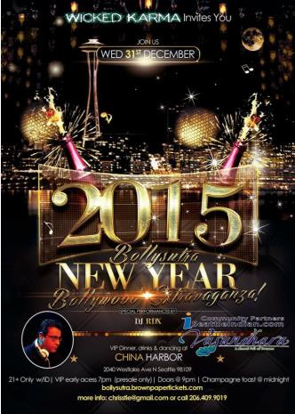 Bollysutra New Year's Eve Bash