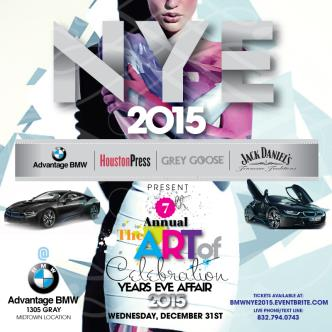 7th ADVANTAGE BMW NYE BASH