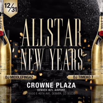 All Star New Years Feat: NEXT