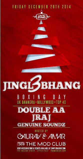 JINGLE BHANG