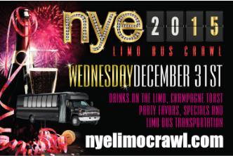 NYE Limo Crawl - Kansas City