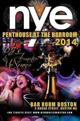 New Years Eve @ The Penthouse