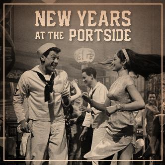 NYE 2015 at The Portside