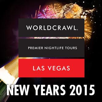 New Years Eve 2015 Club Crawl!