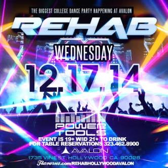 Rehab Hollywood @ AVALON-img