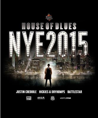 HOB New Years Eve Block Party