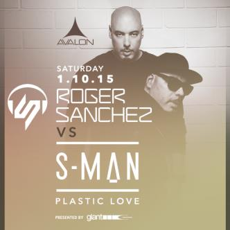Roger Sanchez Vs S Man-img