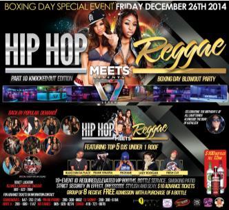 Hip Hop Meets Reggae