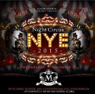 The Night Circus 2015
