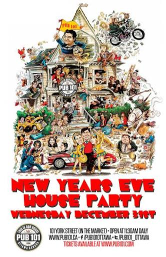 NYE House Party 2015