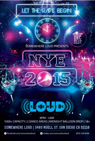 SWL Presents: #NYE2015