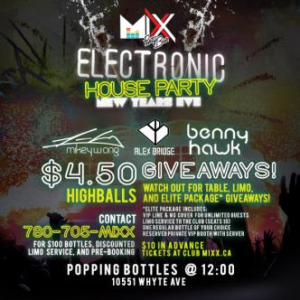 Electronic House Party