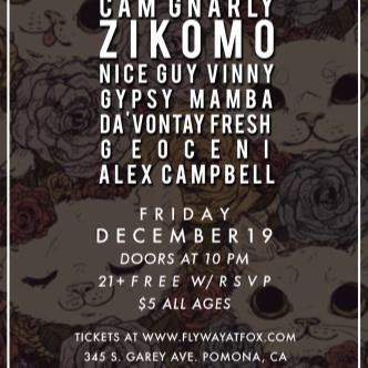Zikomo, Cam Gnarly, & more-img