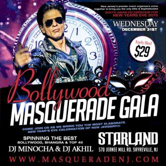 DESI NEW YEARS MASQUERADE GALA
