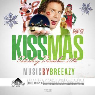 KissMAS @ The Greatest Bar-img