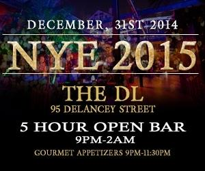The DL New Years Eve 2015