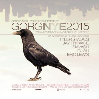GORG NYE 2015