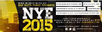 Bar Sixty-Three NYE 2015
