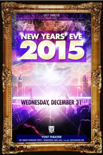 Yost New Years Eve