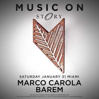 MUSIC ON Marco Carola & Barem-img