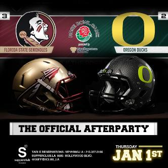 Official Rose Bowl After Party-img