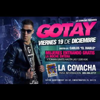 GOTAY EN LA COVACHA-img