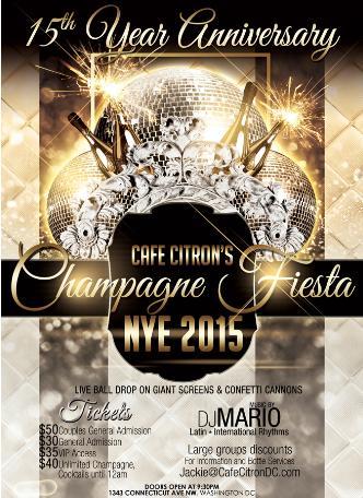 Champagne Fiesta 2015