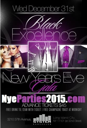 NEW YEAR EVE @ CLUB SYSTEM
